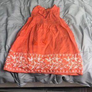 Loft linen dress